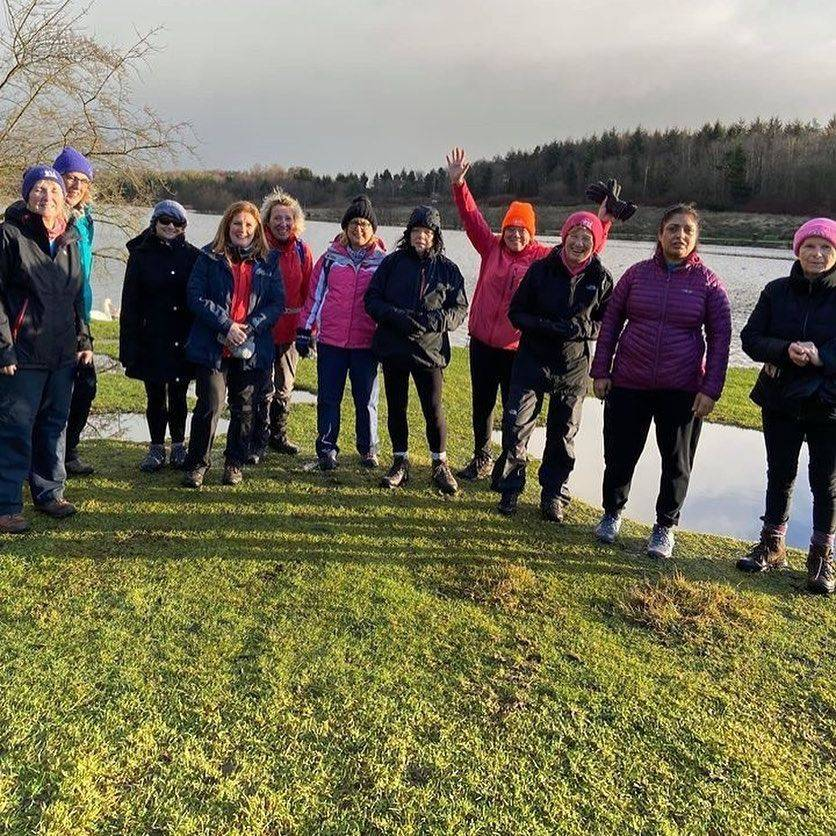 Walking group in Cumbernauld