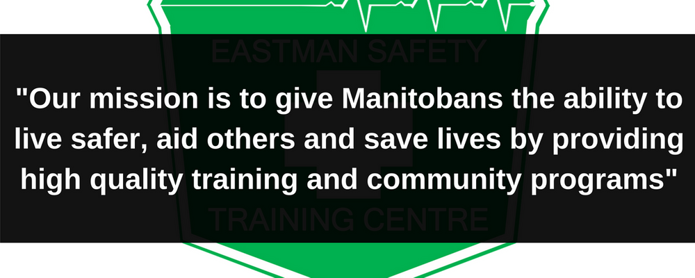 Eastman Safety Training Centre Mission Statement