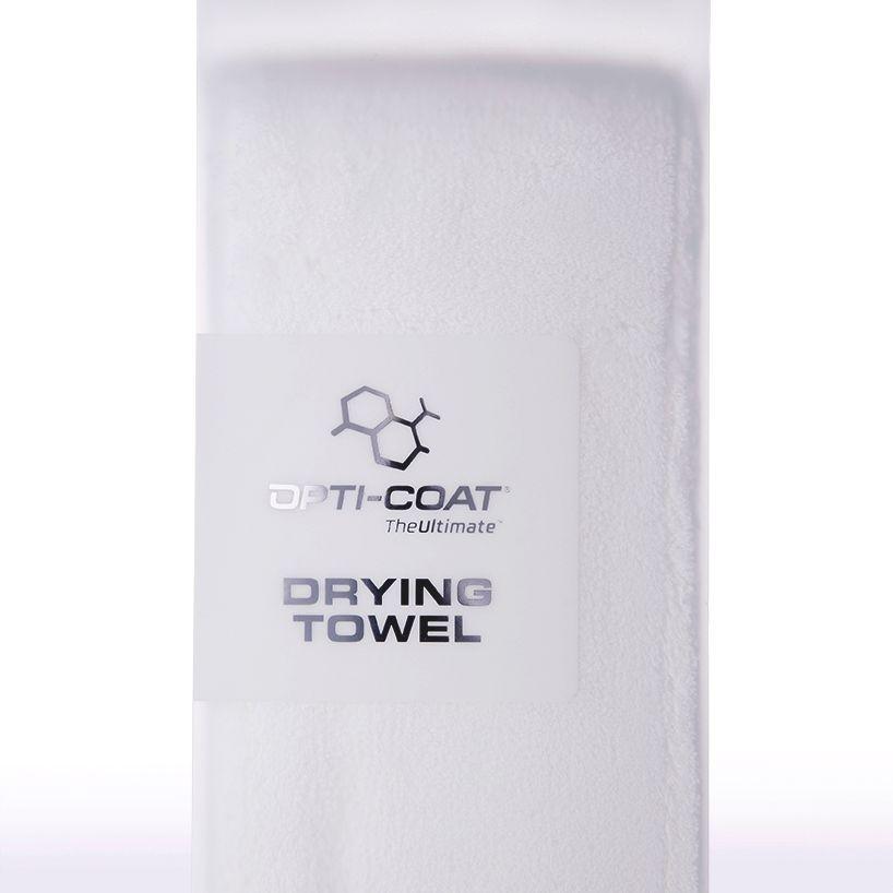 Opti-Coat drying towel