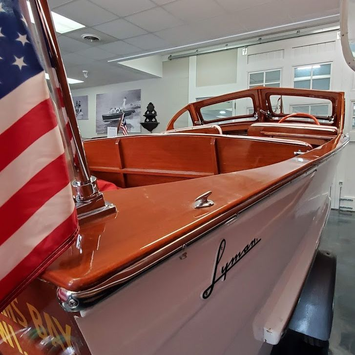 For Sale! 15' Lyman Runabout at Bergersen Boat Co