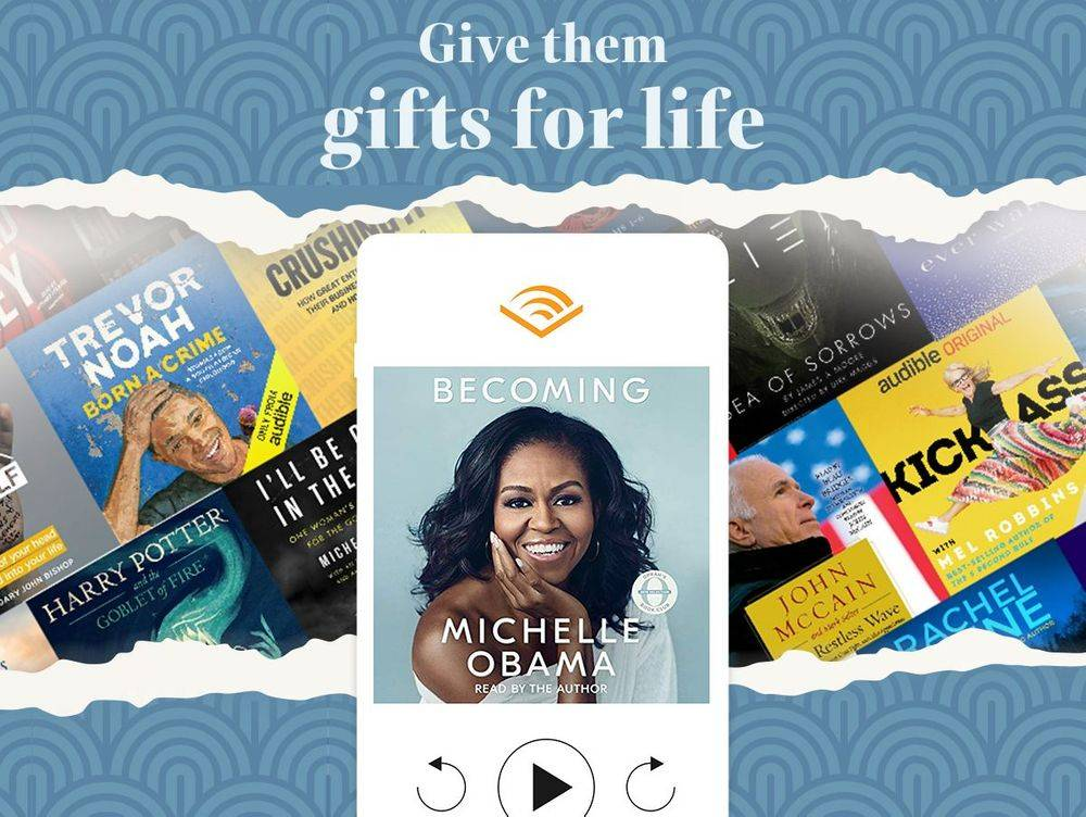 audible gift membership, wimb, war is my business