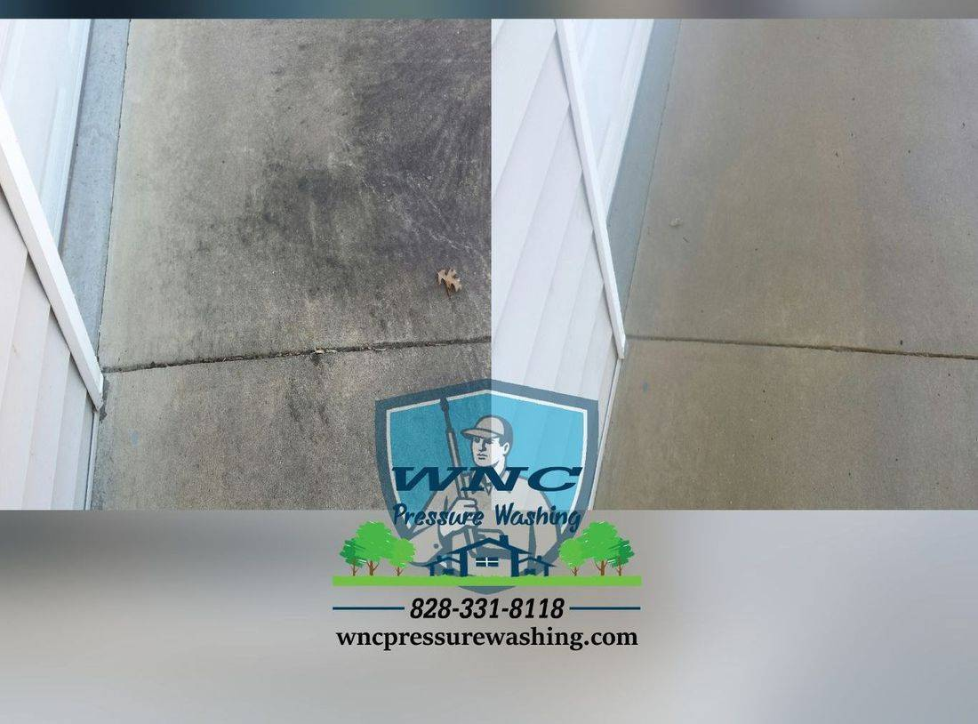 Pressure Washing Asheville Nc