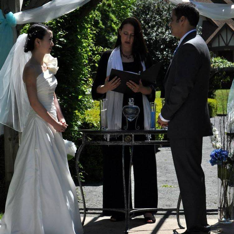 interfaith wedding, celebrant, officiant, wedding, engaged, married