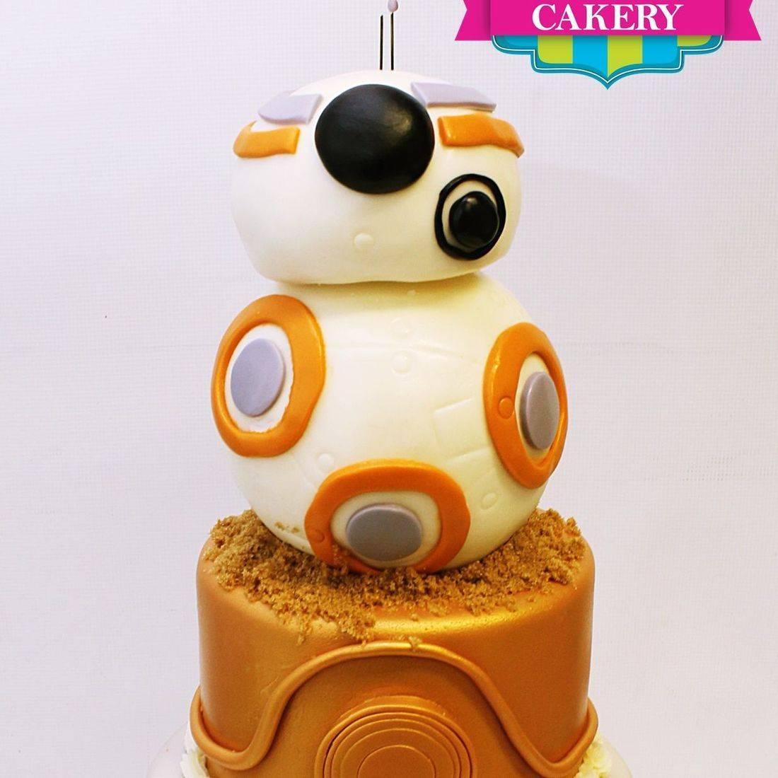 Custom Star Wars Cake  Milwaukee