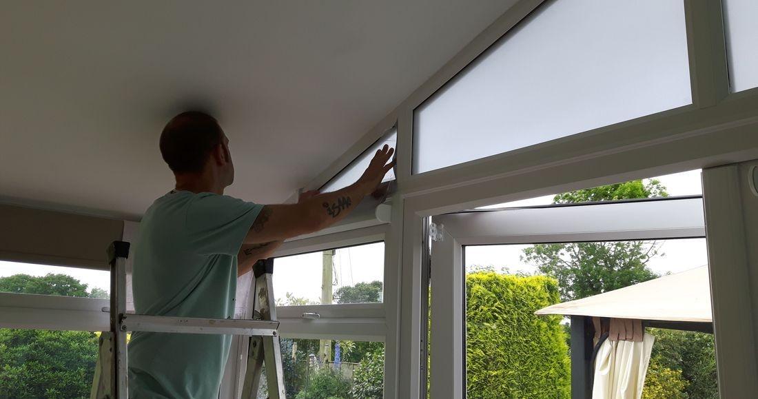 Solar Films Reduce Heat, Glare & Protect from UV Rays