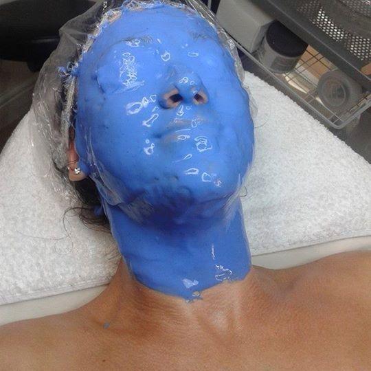'mini facial'deluxe facial'microdermabrasion'galvanic facial'
