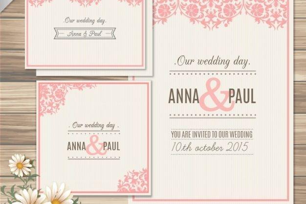 Complete Wedding Invitations