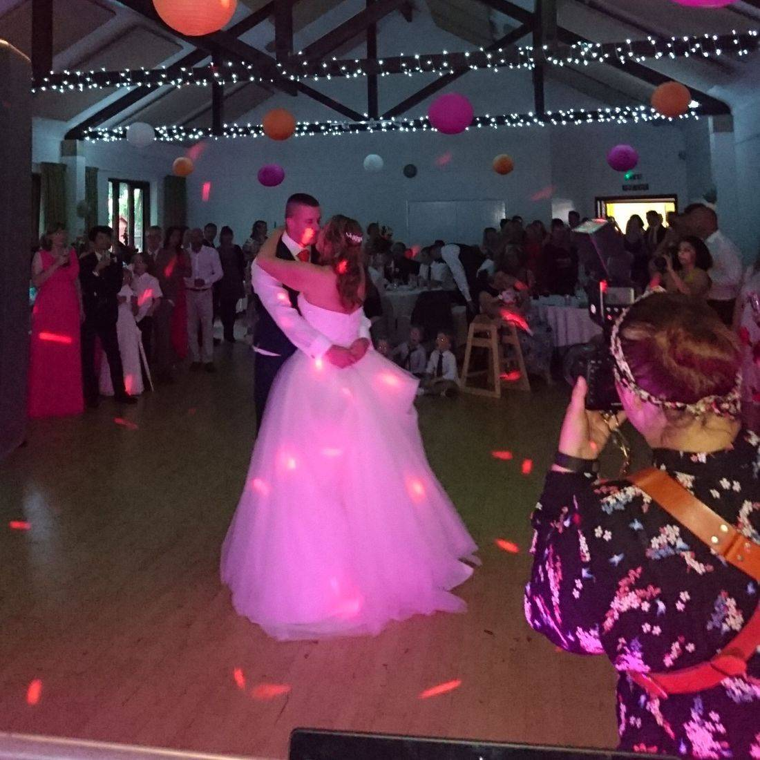 Wedding Disco Hire in Northamptonshire