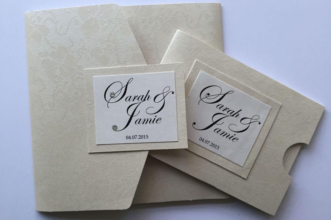 Pocketfold Invitations, wedding invitations, luxury wedding invitations