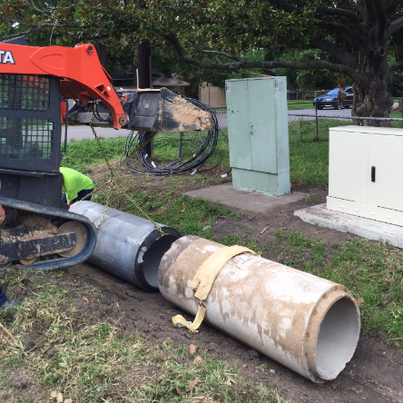 Culvert Installation, Concrete Culverts, Pipes, Drainage, Driveways