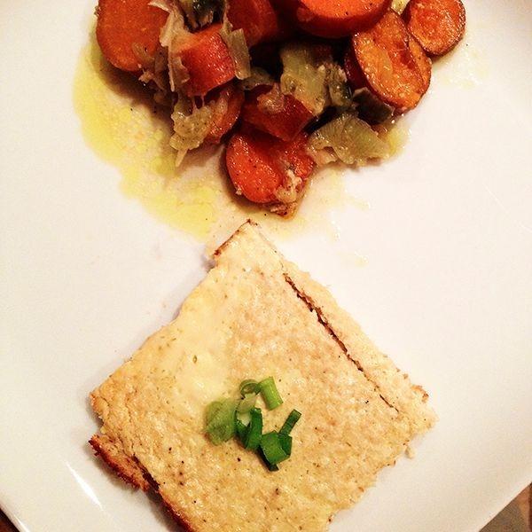 Nonna's meatloaf