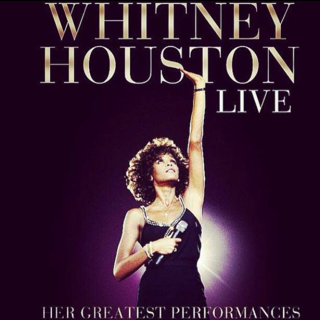 FOREVER WHITNEY - Whitney Houston Tribute Act