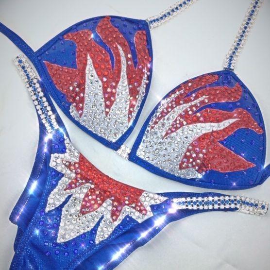 royal competition bikini
