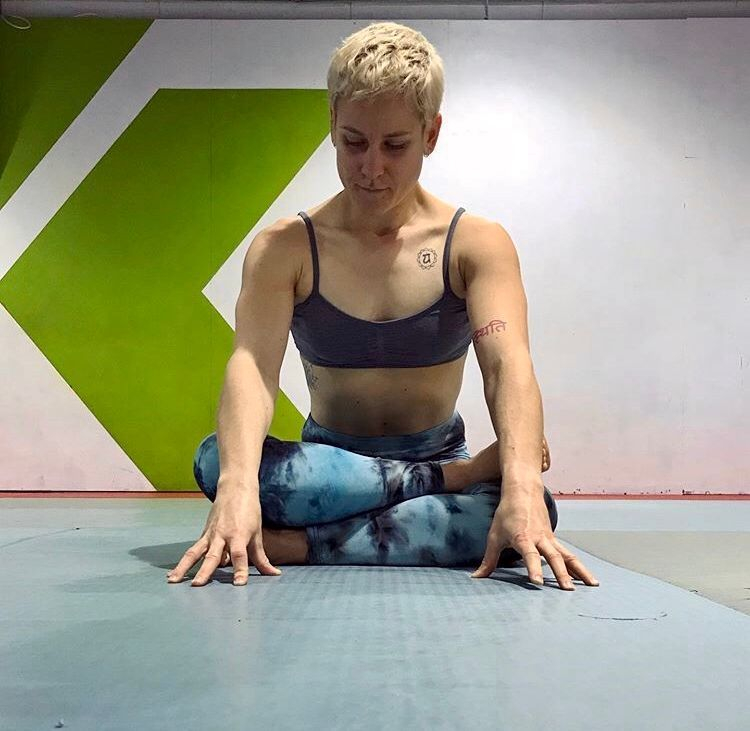 Yoga Studio in Newquay Cornwall