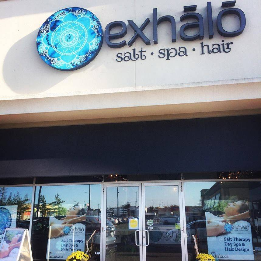 Ottawa's best spa