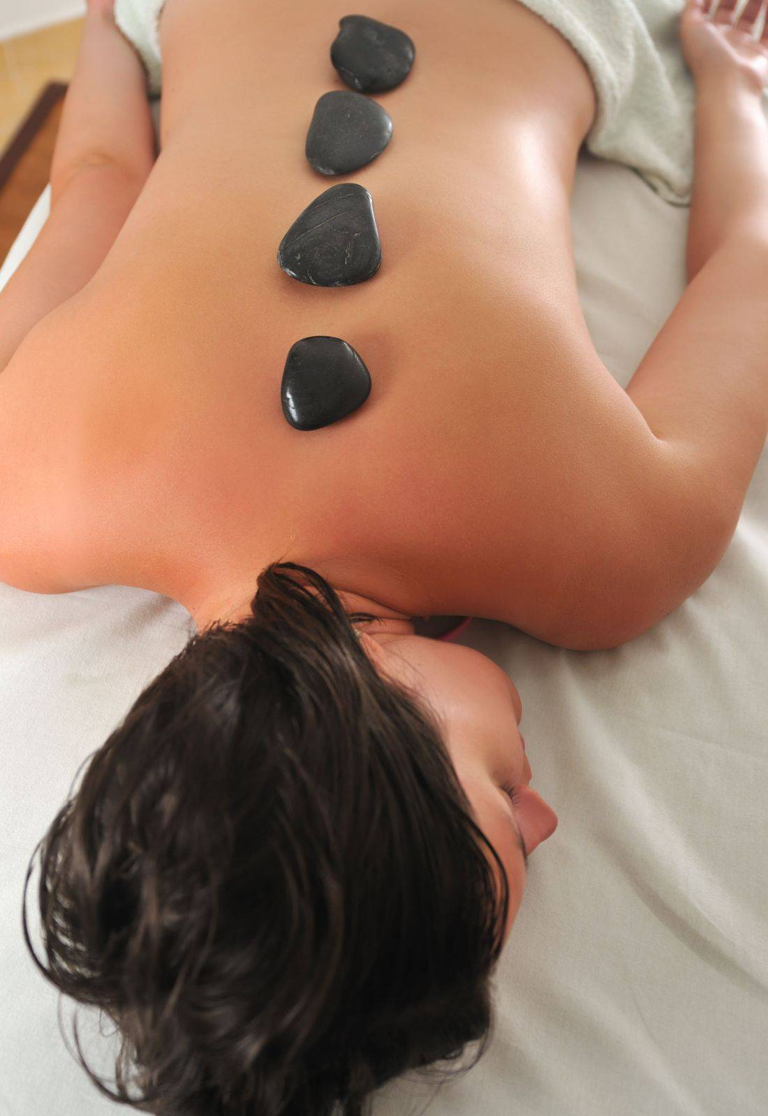 Fort Saskatchewan, Hot Stone Massage,trigger point therapy