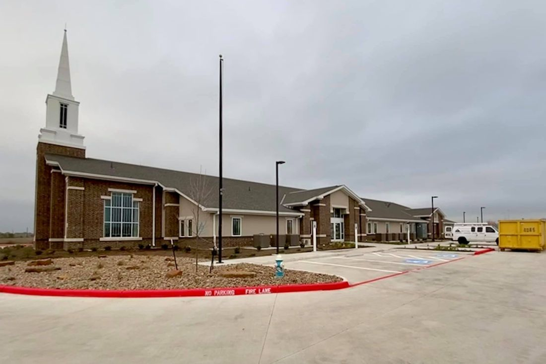 recent project the church of jesus christ lds cypress