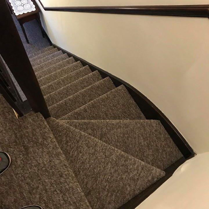 Loop pile Stairs Carpet
