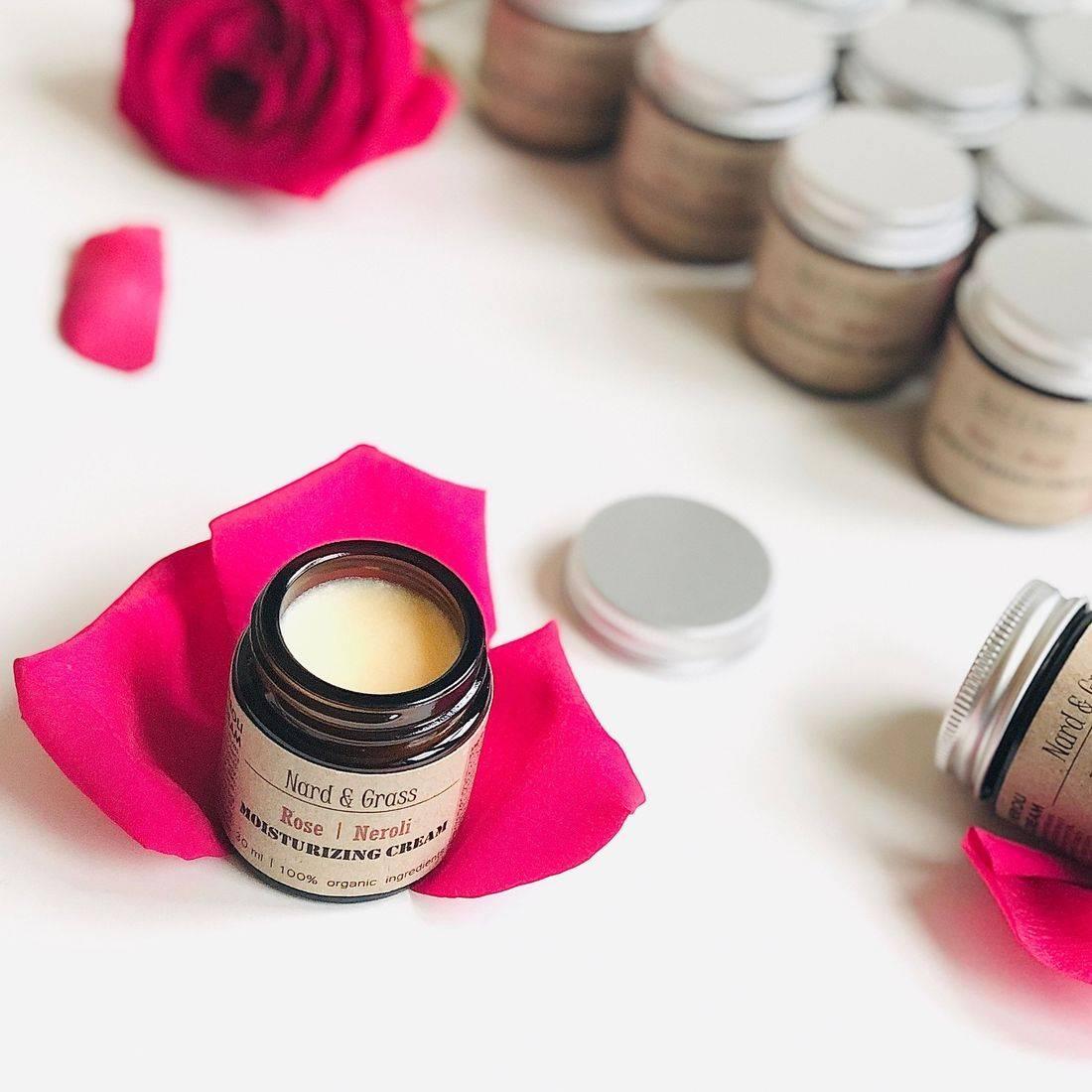 rosepost box, rose gift box, clean beauty box, rose-infused, rose water, rose serum