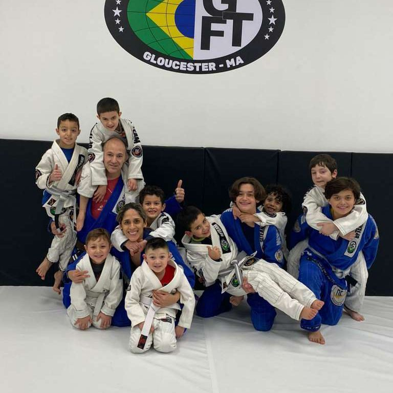 Brazilian jiu Jitsu Kids