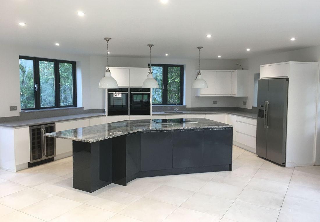 J Handle Profile Kitchen