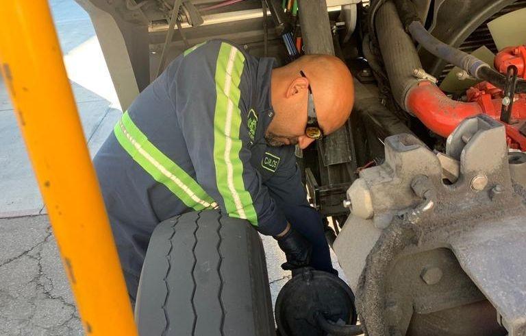 Mobile Diesel Mechanic