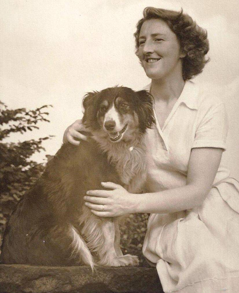 Hilda and Peggy