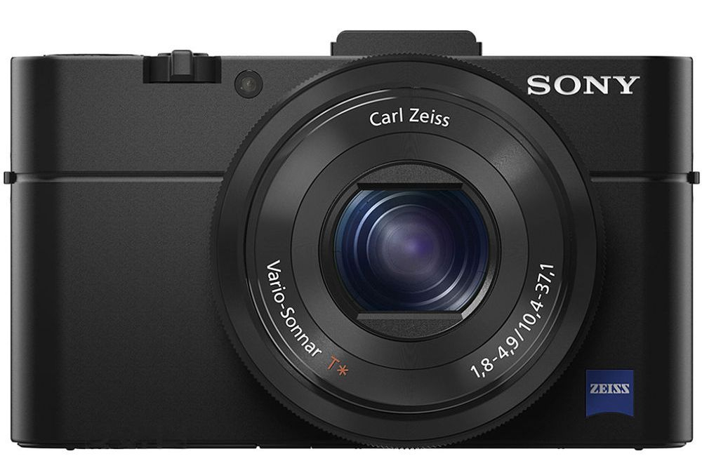 Sony Cyber-Shot DSC-RX100 Digital Camera Repair Service Zoom Error