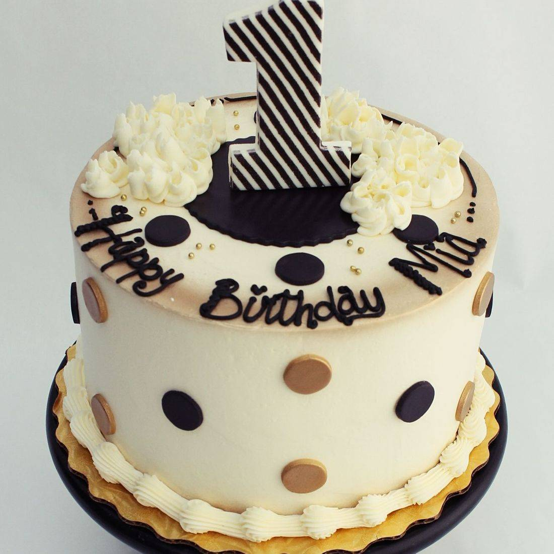 First Birthday stylized cakes milwaukeeRetirement Fishing Cake