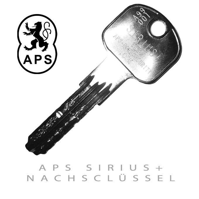 APS Sirius + Naschluessel