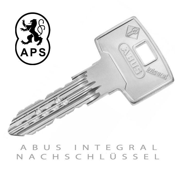 ABUS Integral Nachschluessel