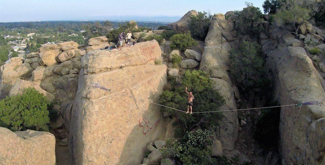 Vazquez Rocks, Agua Dulce, CA