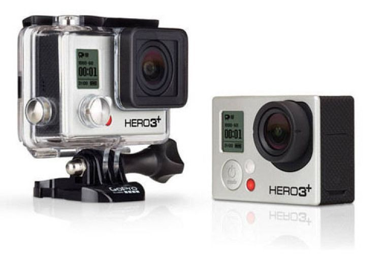 GoPro Hero 1, 2, 3 Action Camera