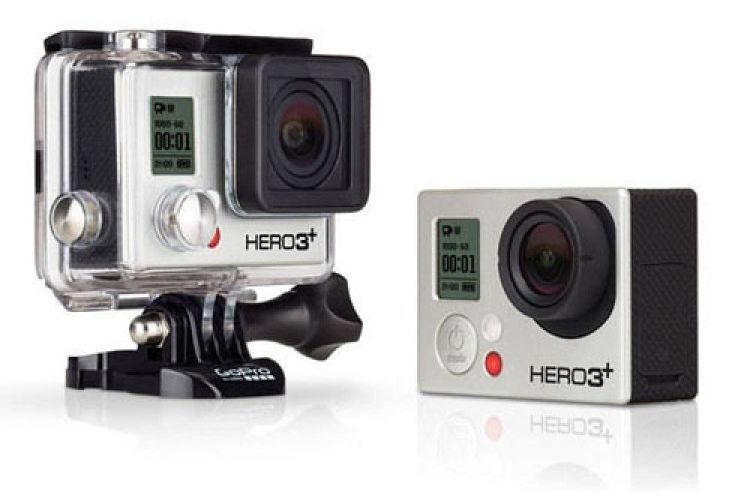 GoPro Hero 1, 2, 3 Action Camera