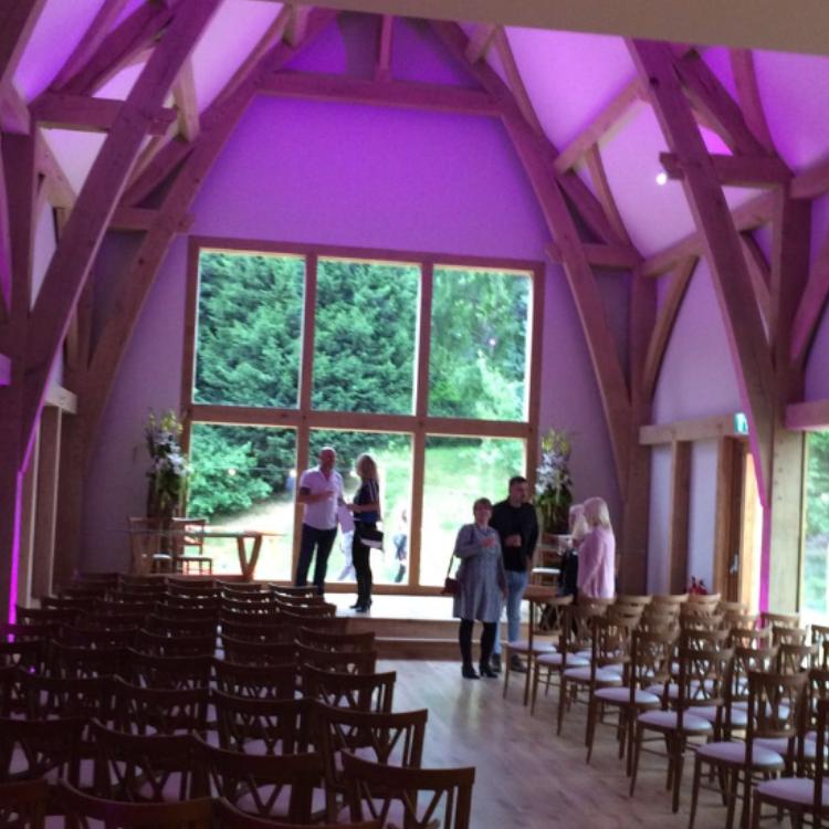The Mill Barns Wedding Venue Wedding DJ Shropshire