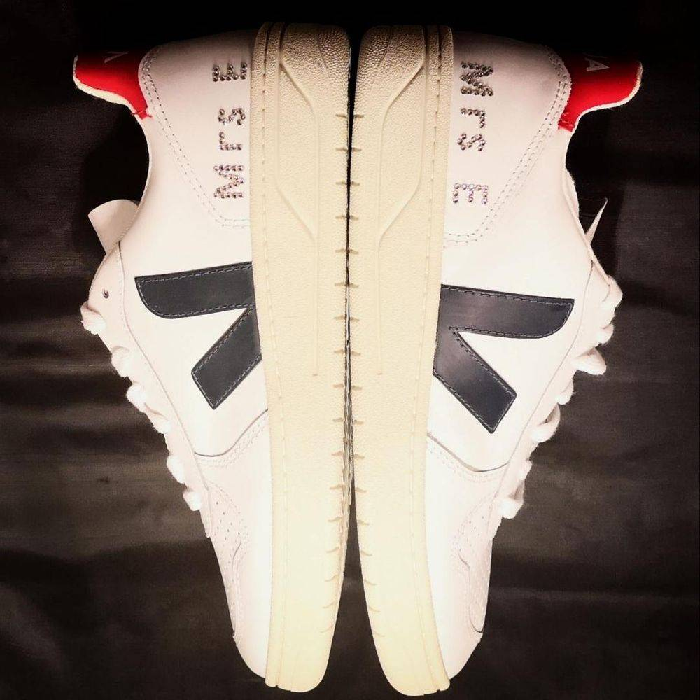 veja personalised trainers sneakers shoes nicky rox