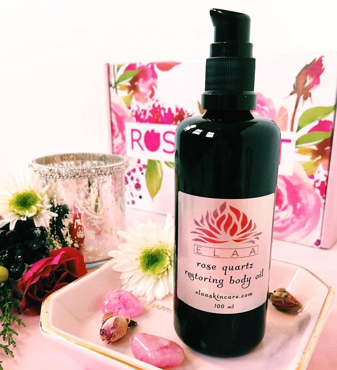 RosePost Box Blog: Discovering Elaa Skincare