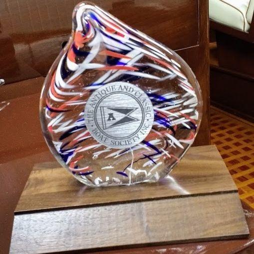 award winning boat restoration Bergersen's Shepherd boat company
