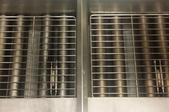 Detail Clean Deep Fryer