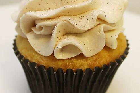 Brrr-rrro Churro cupcakes
