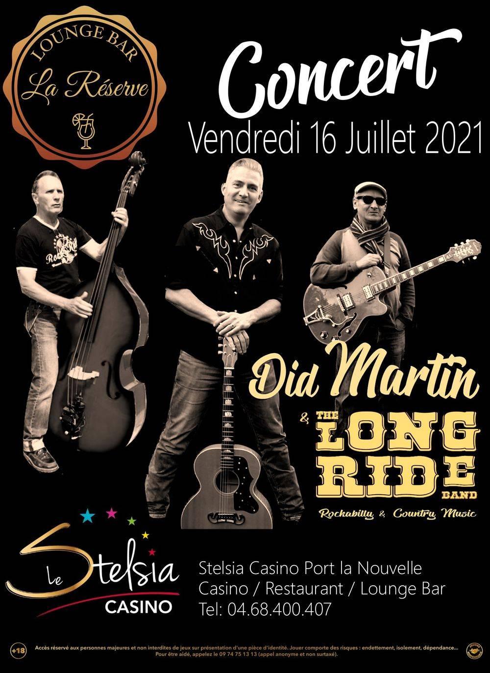 Did MARTIN en Concert à Port-La-Nouvelle 11