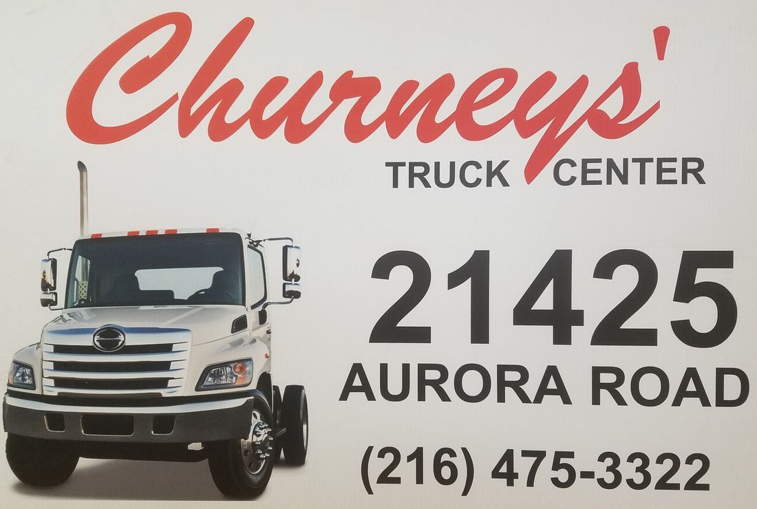 Churneys Truck Center logo