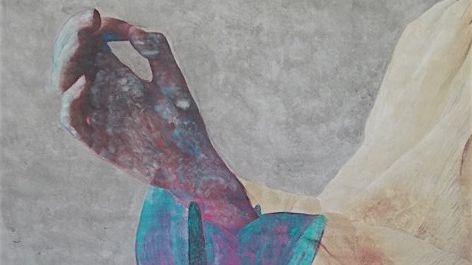 Aquarelle, Acrylique, Histoire de l'art, Portrait, Femme