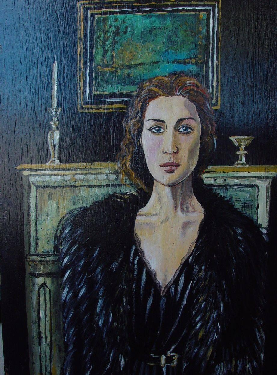 Miranda-Original Acrylic
