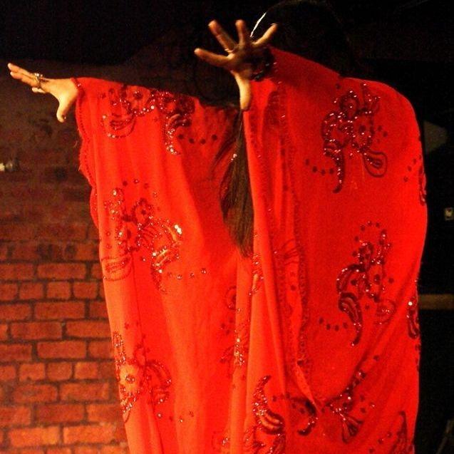 Earthmoves dance magical energy performance ritual