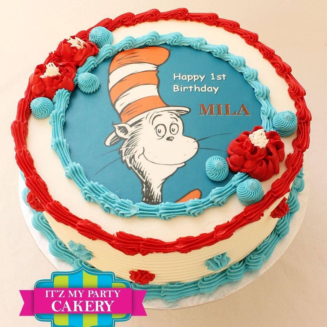 Buttercream Cake, Photo Cake, Edible Image Cake