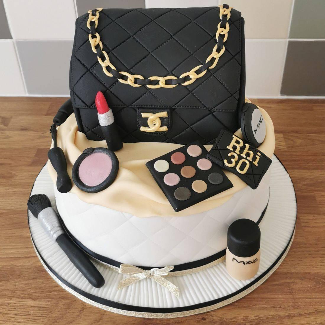 Handbag Novelty Cake