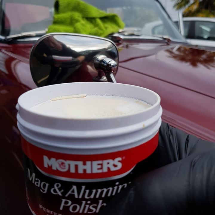 Classic Car Detailing in Bedfordshire, Northamptonshire, London, Leicestershire & Milton Keynes