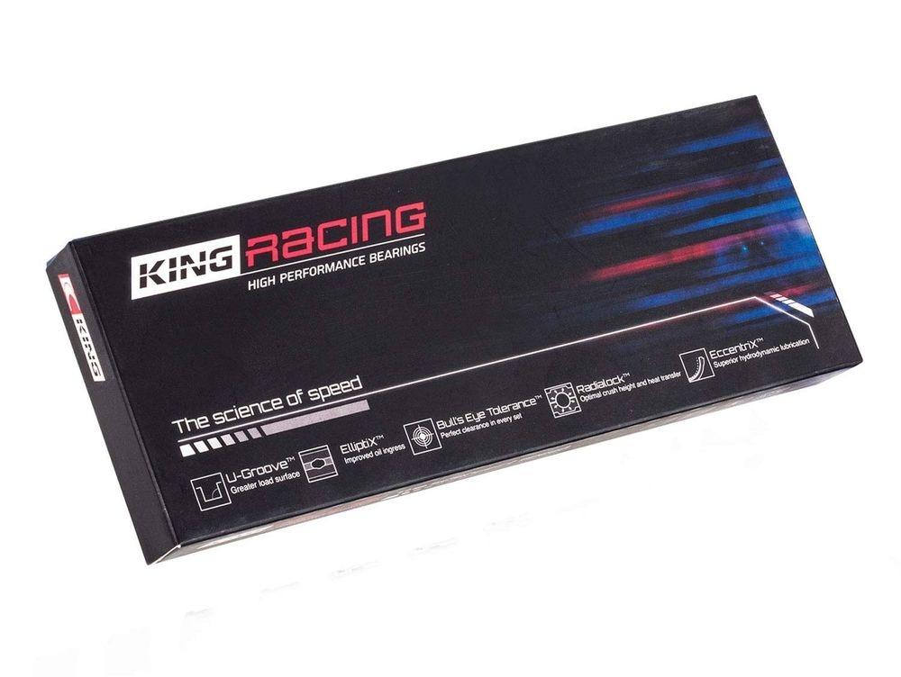 CR4136XP | King Bearings SR20det Rod Bearing Set (STD Size)