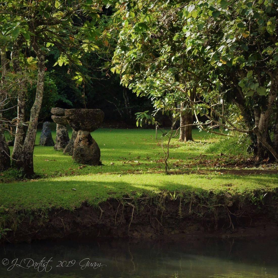 Latte Stone, Guam, Island, Nature